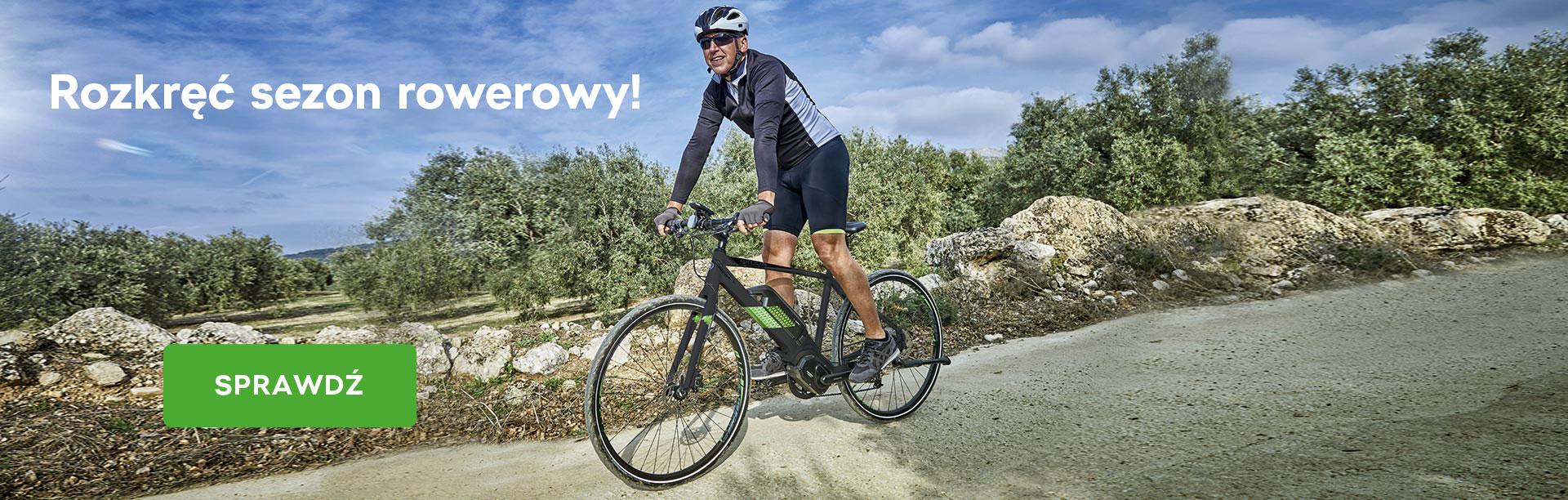 Rozkręć sezon rowerowy